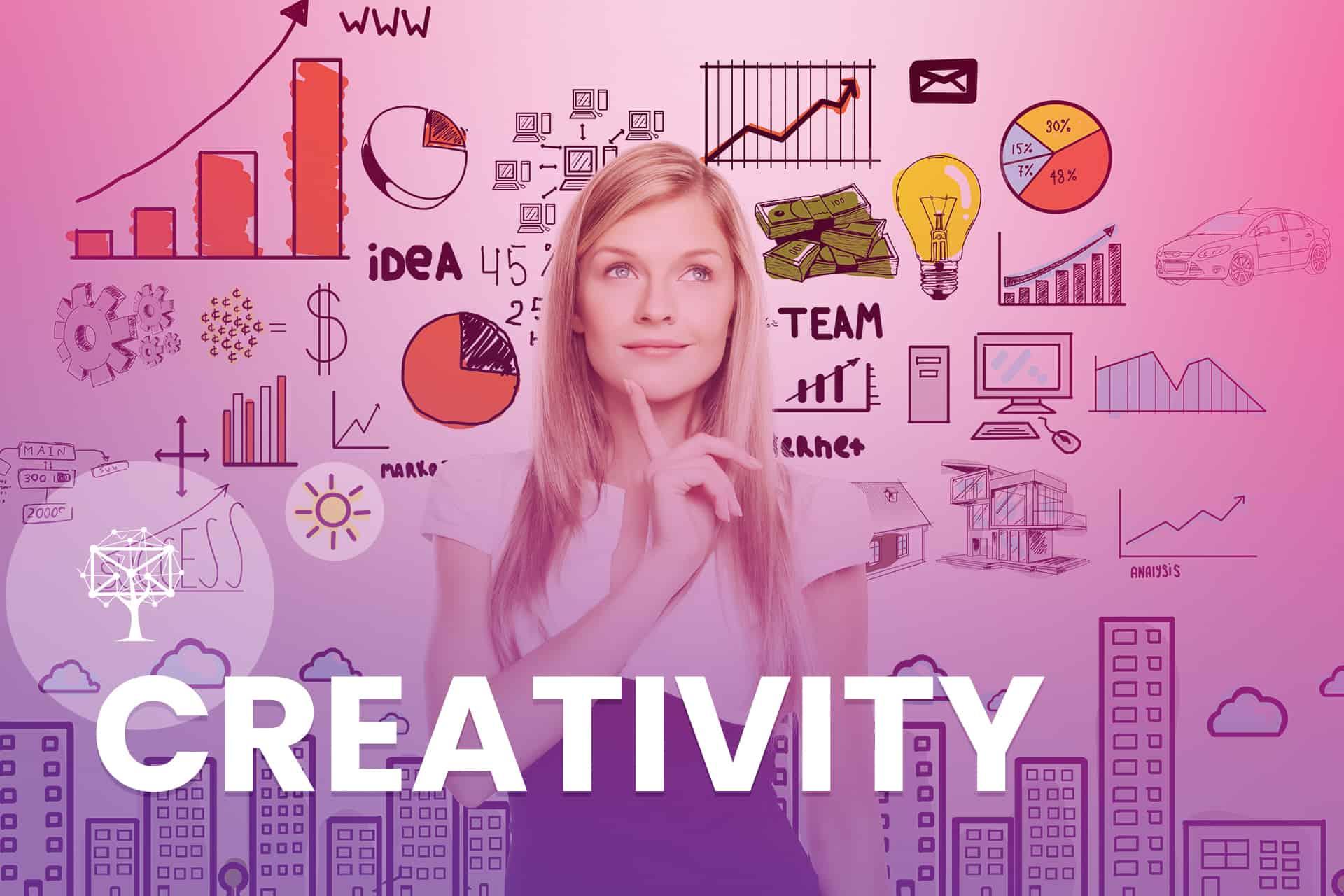 Creativity is a customer service skill