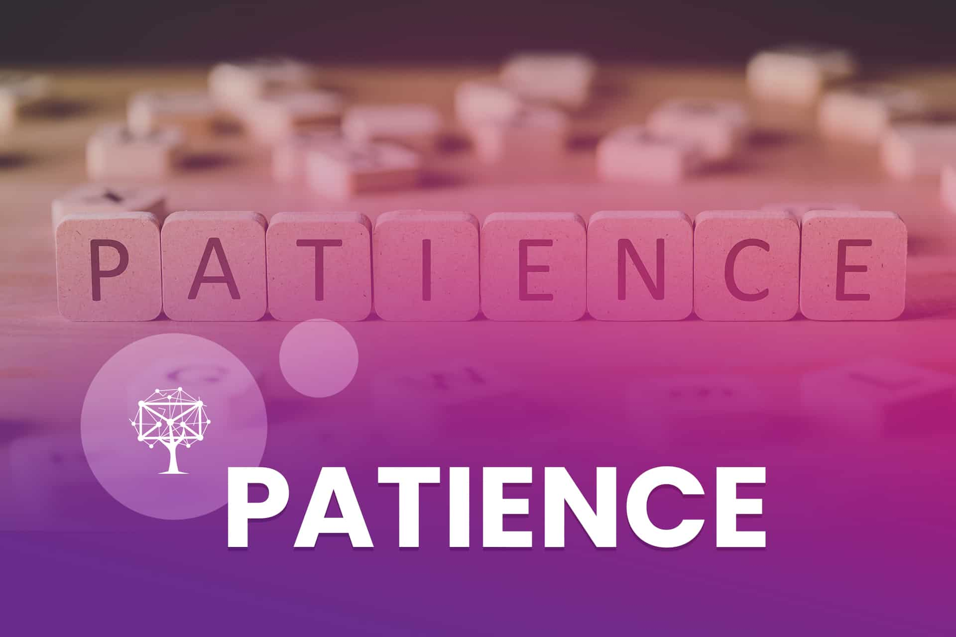 To be successful in customer service, patience is essential